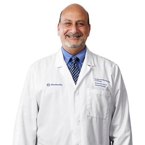 Image For Dr. Andrew  Fahmy MD