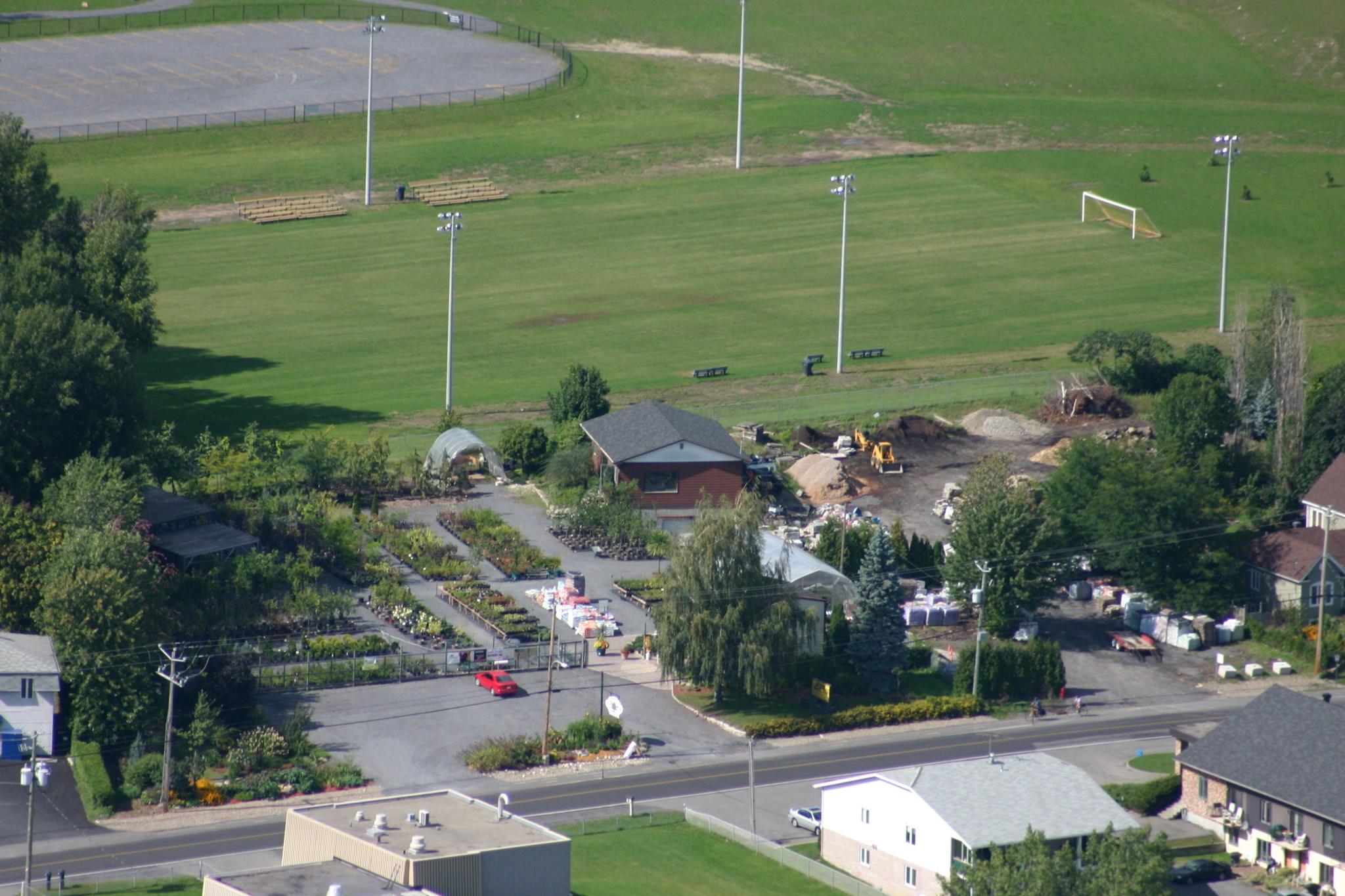 Centre De Jardin Del Esta à Coteau-du-Lac