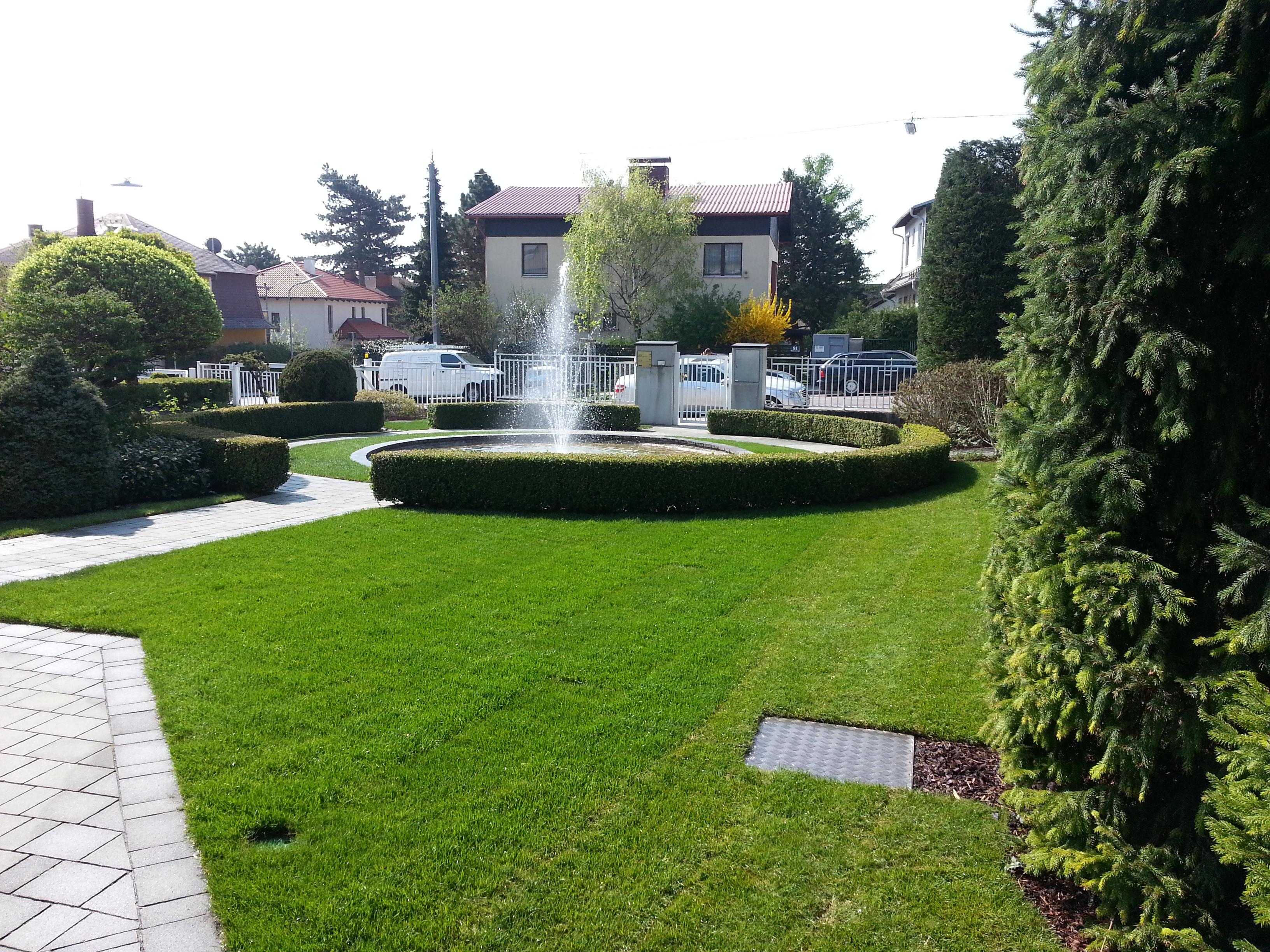 Ing gerold reischl gartengestaltung gmbh bauunternehmen for Gartengestaltung wien