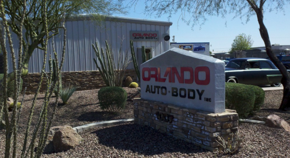 Orlando Auto Body image 0