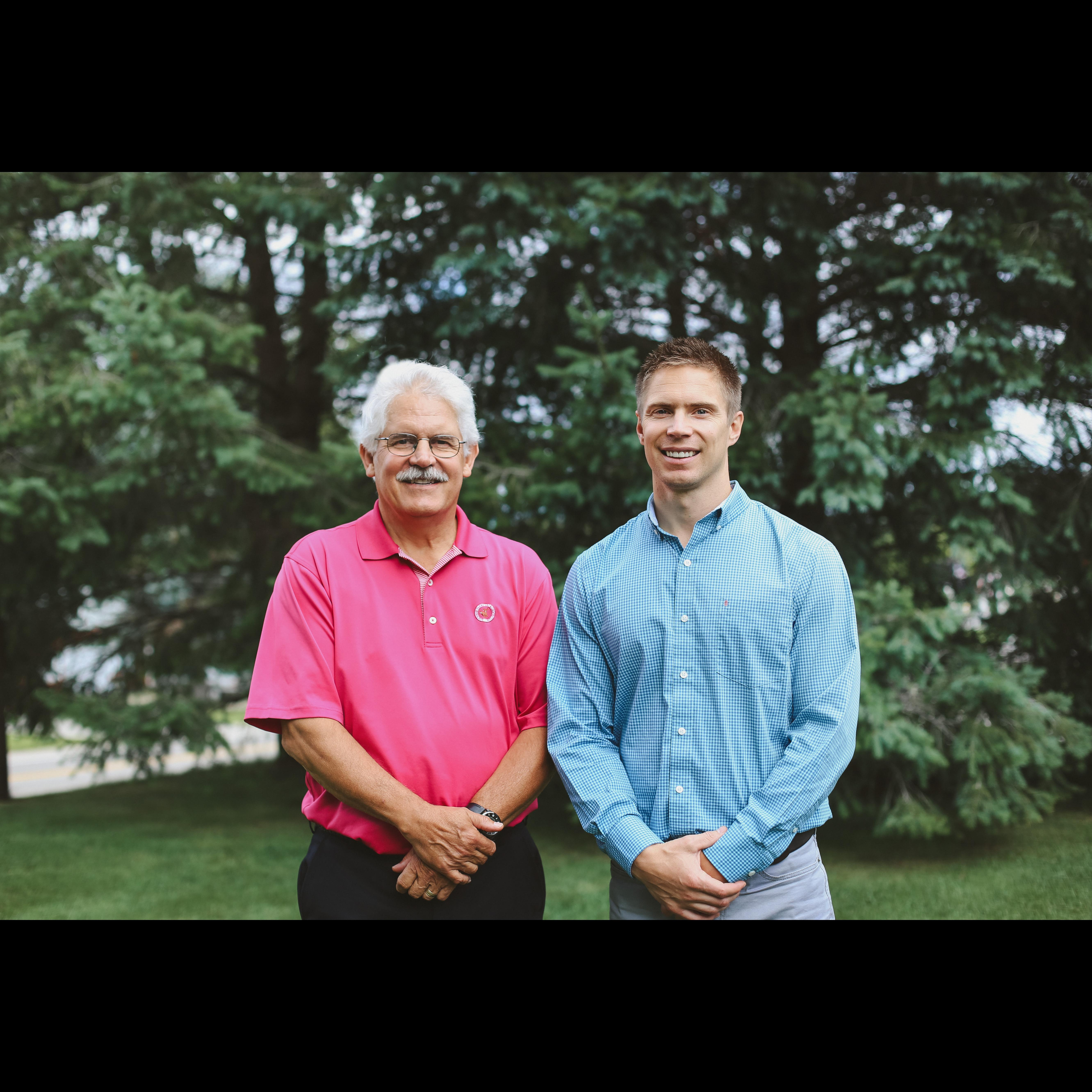 Dr. Bert DesJardins / Dr. John Kenzie