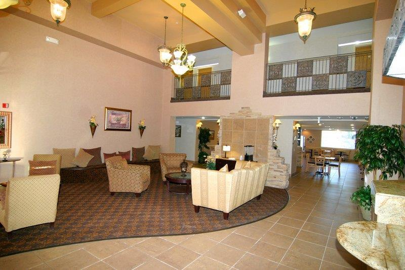 Best Western Plus North Las Vegas Inn & Suites - ad image