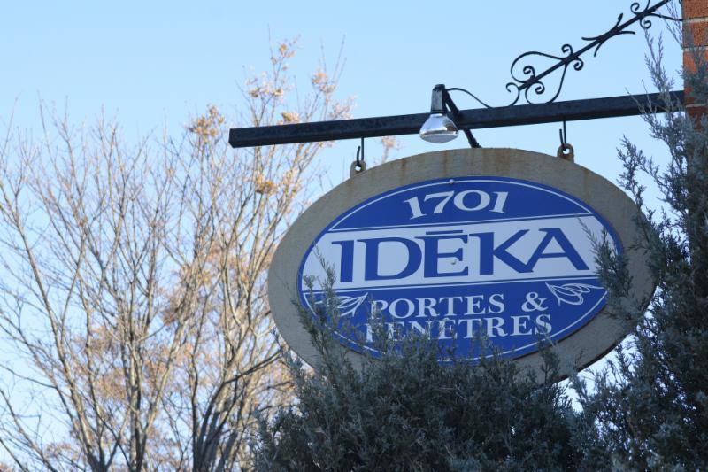 IDEKA Portes et Fenêtres à Saint-Bruno