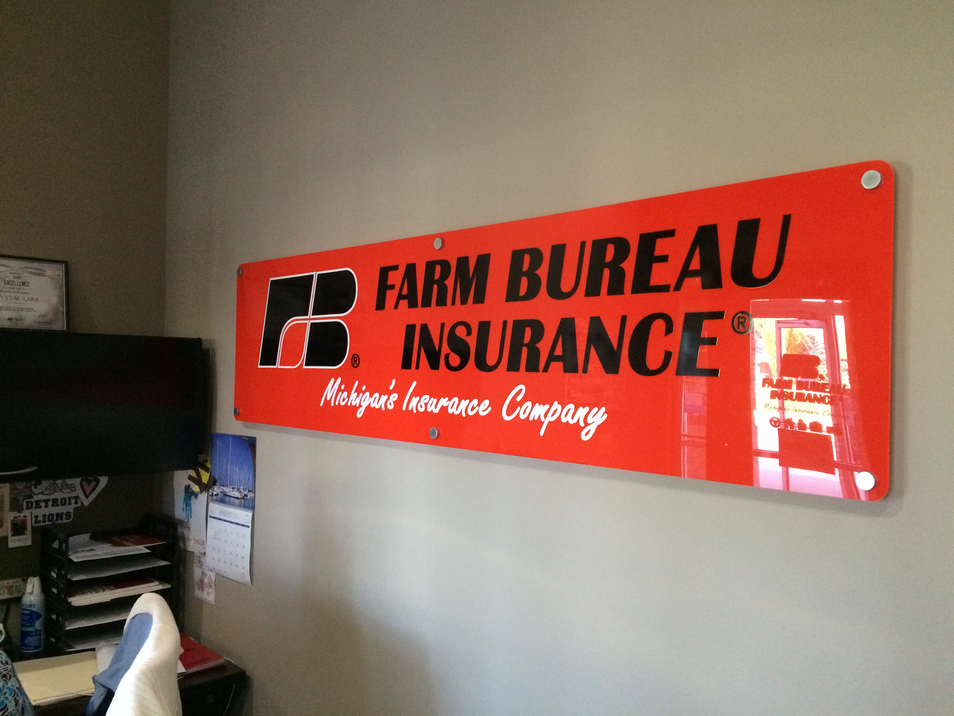 Farm Bureau Insurance Quote Brian Lane Agencyfarm Bureau Insurance 48801 Romeo Plank Rd Ste