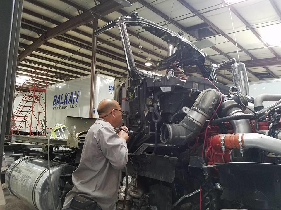 McCandless International Trucks image 0