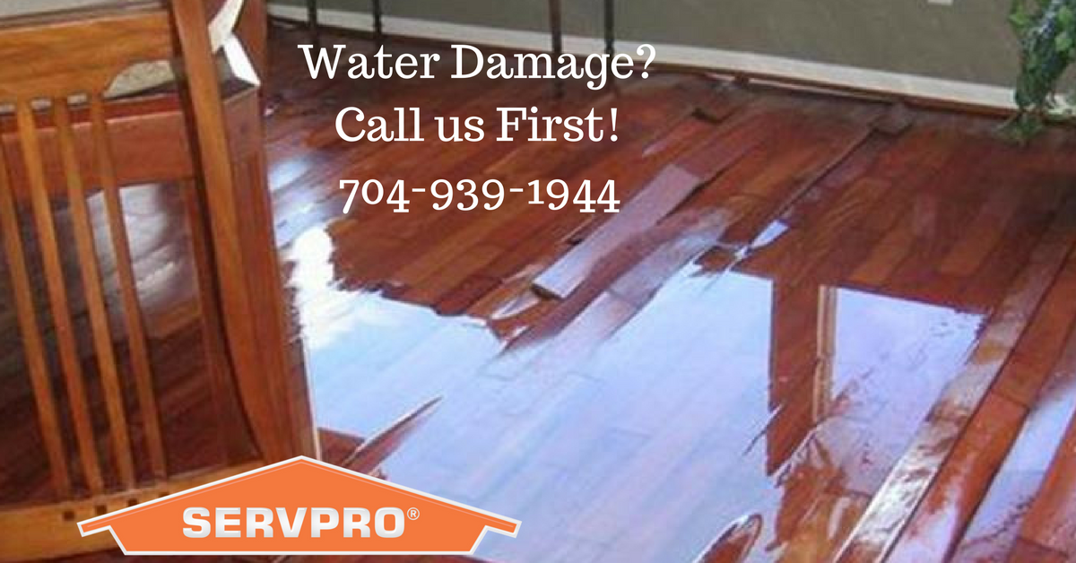 Servpro of North Cabarrus County & China Grove image 1