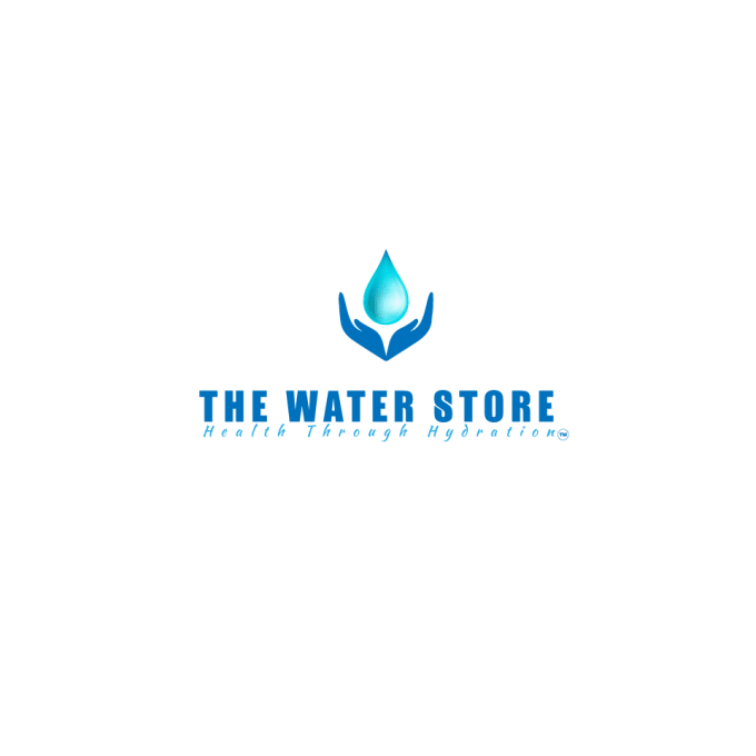 The Water Store logo