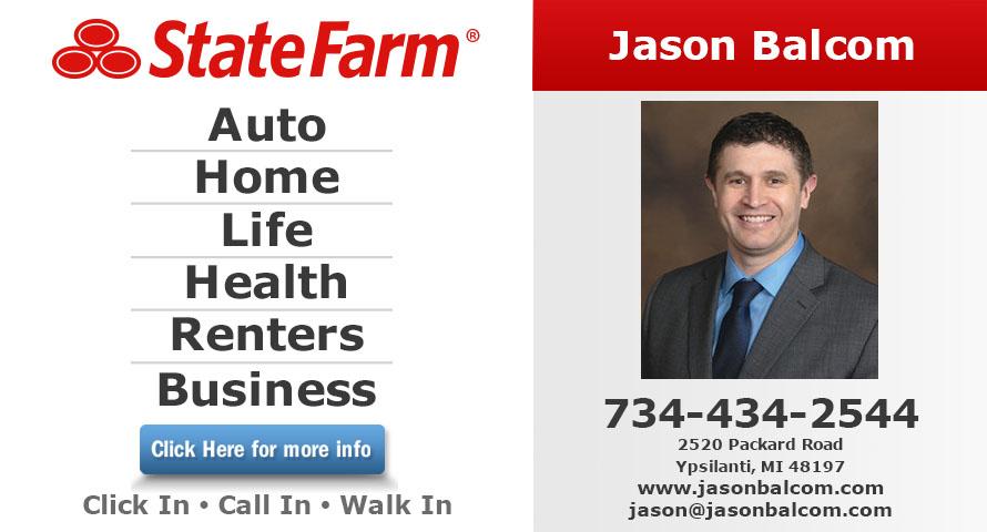 Jason Balcom - State Farm Insurance Agent image 0