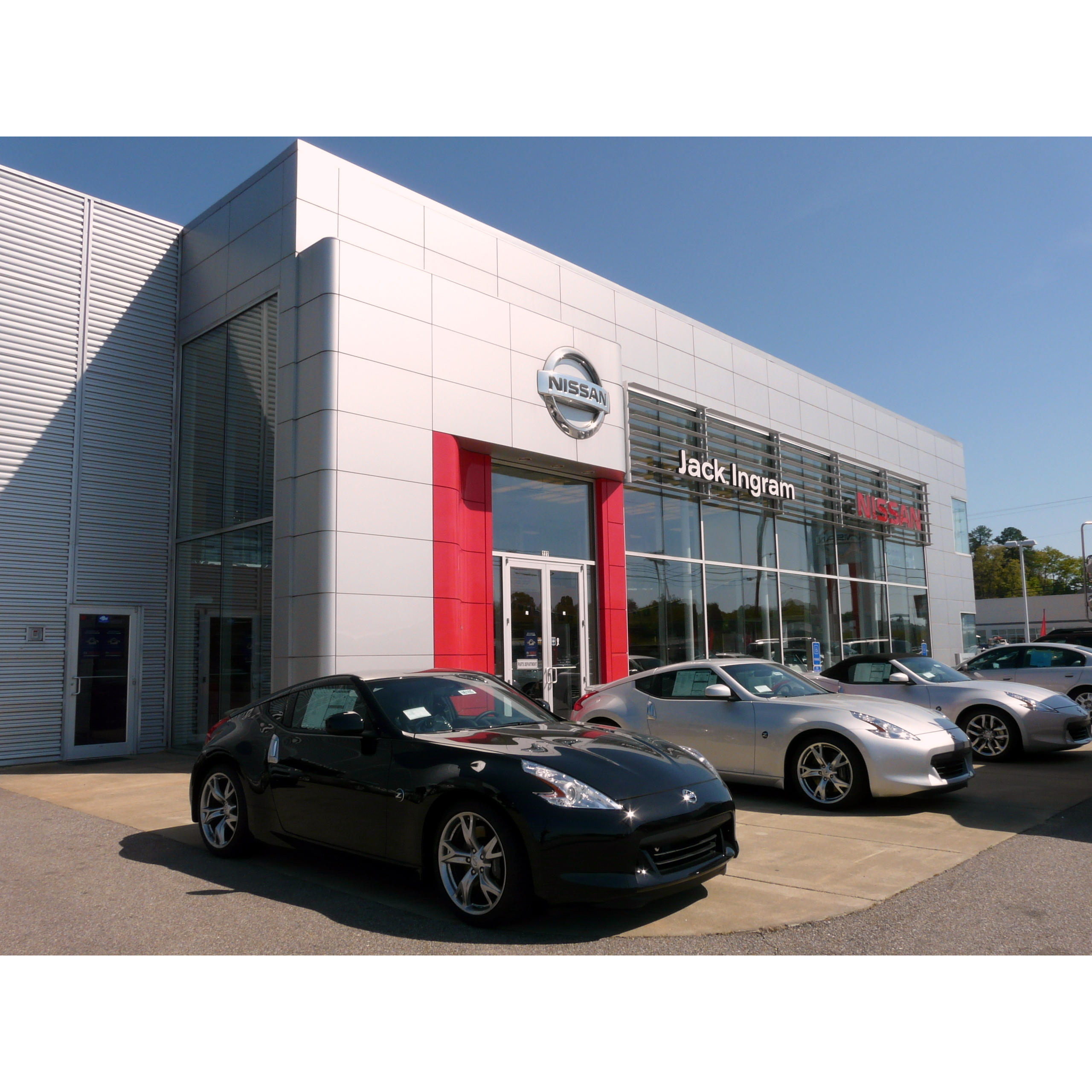 Jack Ingram Volkswagen At 255 Eastern Blvd, Montgomery, AL
