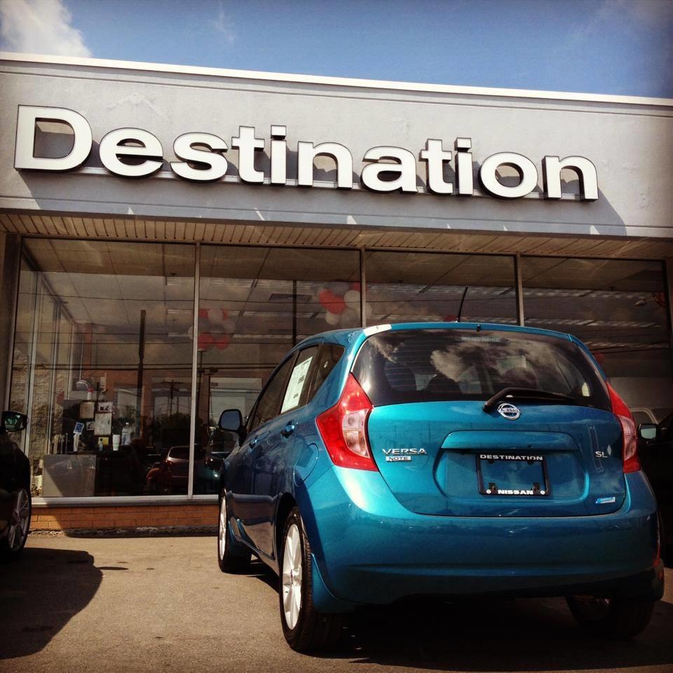 Destination Nissan - 770 Central Ave, Albany, NY