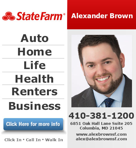 Alexander Brown - State Farm Insurance Agent image 0
