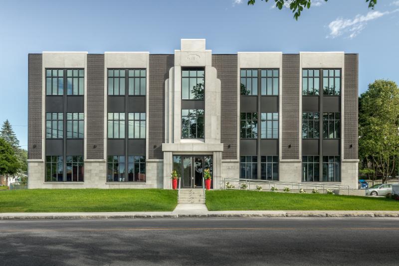 Gestion Immobilière Gescorp Inc à Québec