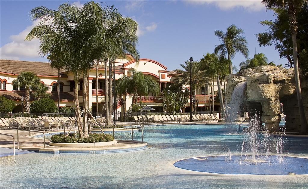 Sheraton Vistana Villages Main Pool. Click on thumbnail for more information about this asset.
