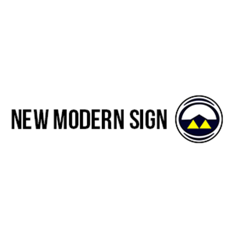 New Modern Sign - Houston, TX - Telecommunications Services