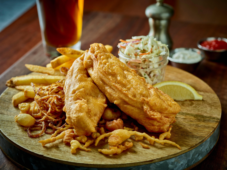 Big fish seafood bistro dearborn mi business directory for Big fish dearborn