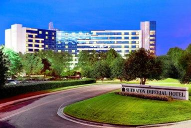 Sheraton Imperial Hotel Raleigh-Durham Airport at Research Triangle Park image 0