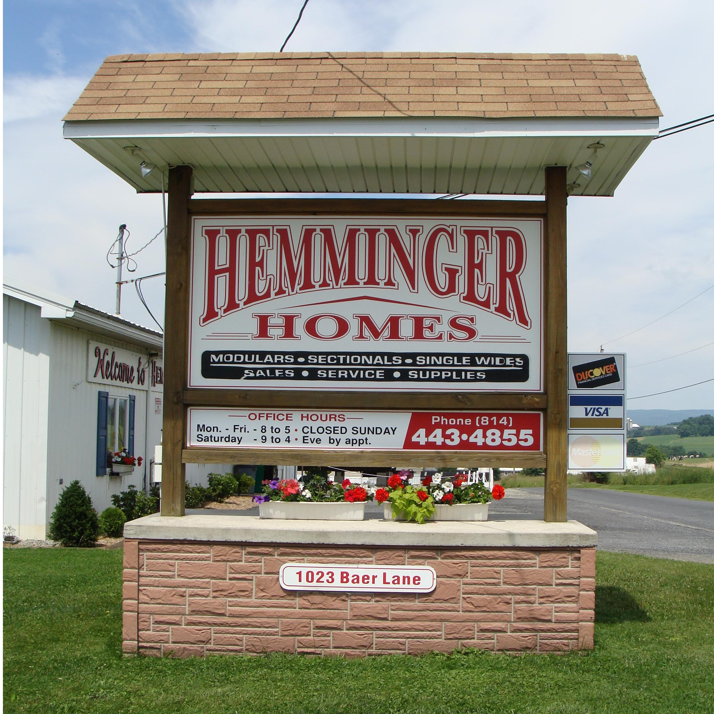 Hemminger Homes, Inc.