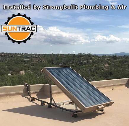Strongbuilt Plumbing & Air