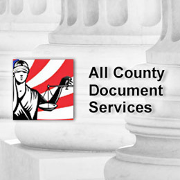 image of the All County Document Services