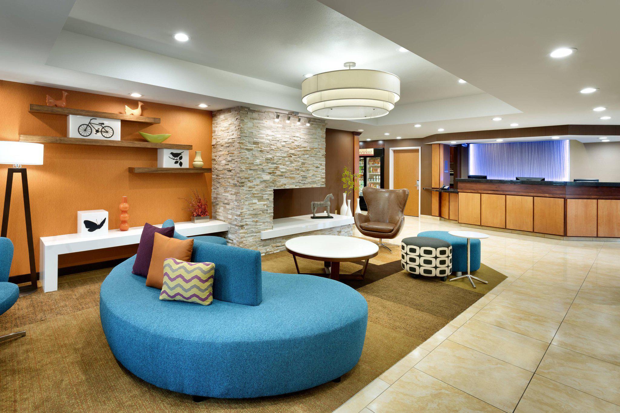 Fairfield Inn & Suites by Marriott Salt Lake City Airport