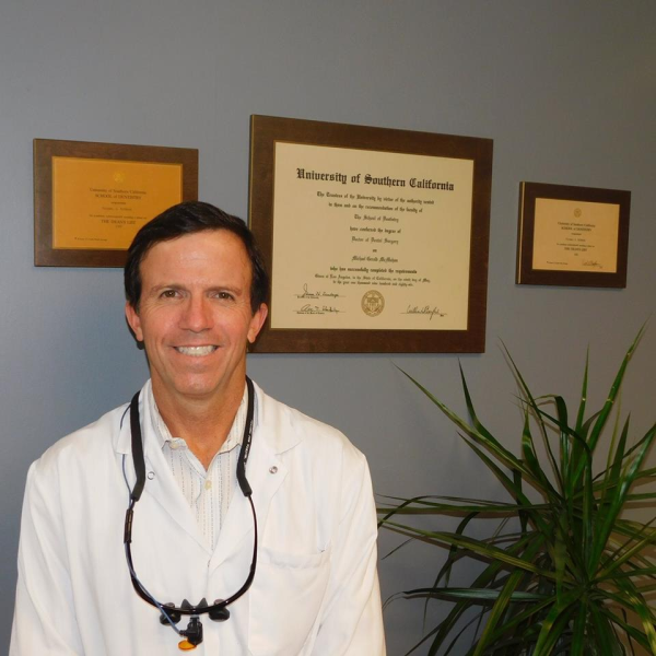 Michael G. McMahon, DDS A Professional Dental Corporation