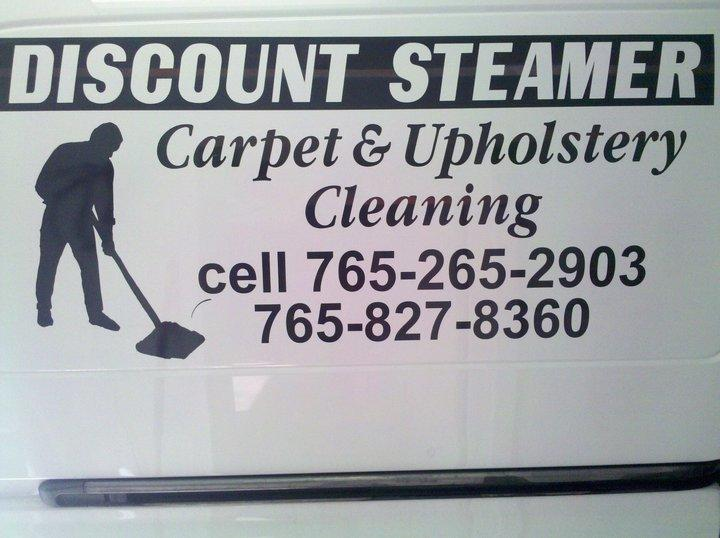 Discount Steamer Carpet & Upholstery Cleaning image 0