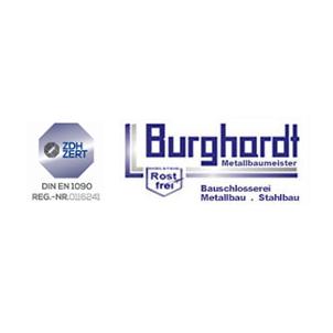 Logo von Metallbau Burghardt