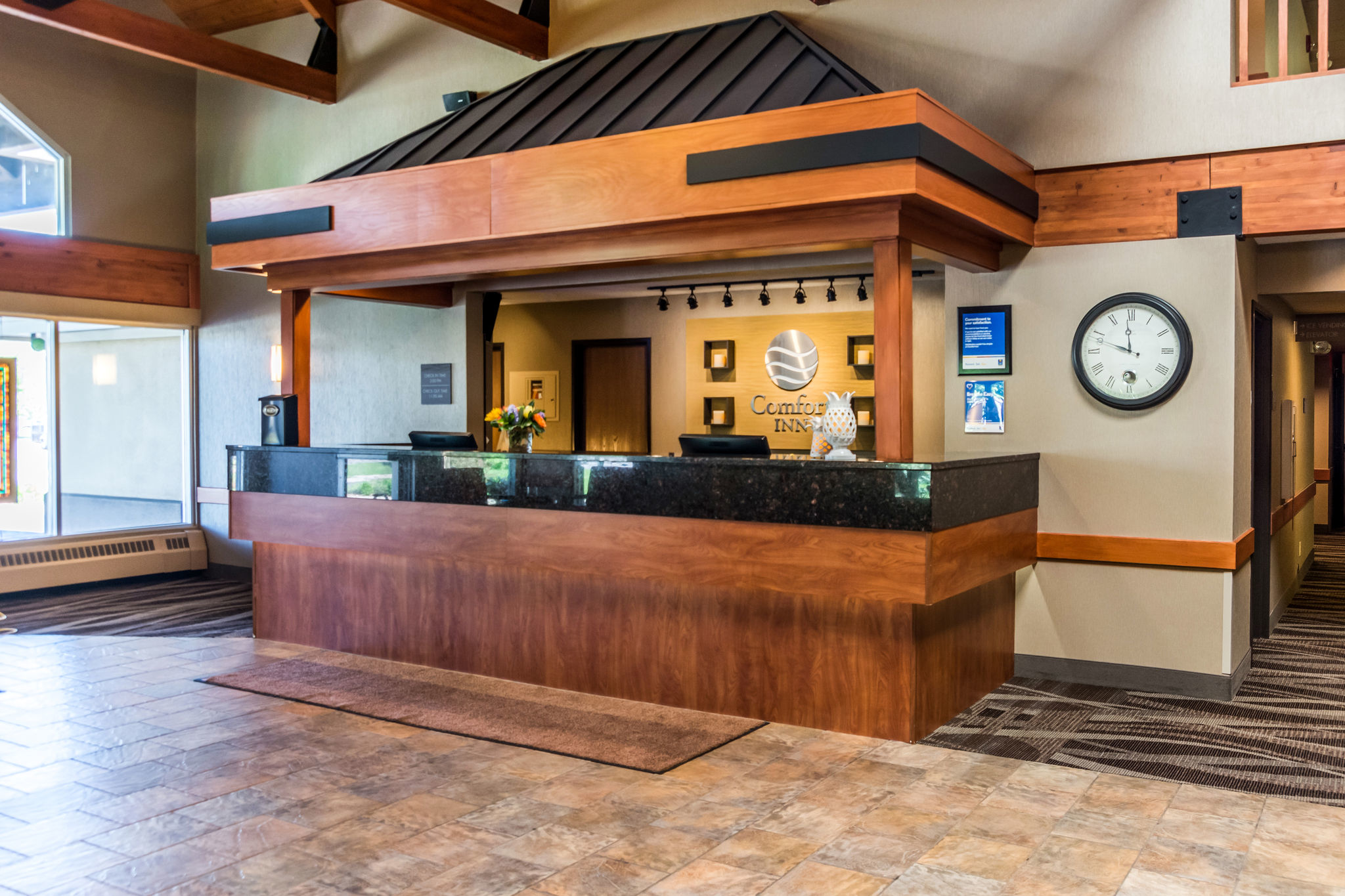 Hotels Near Amsoil Arena