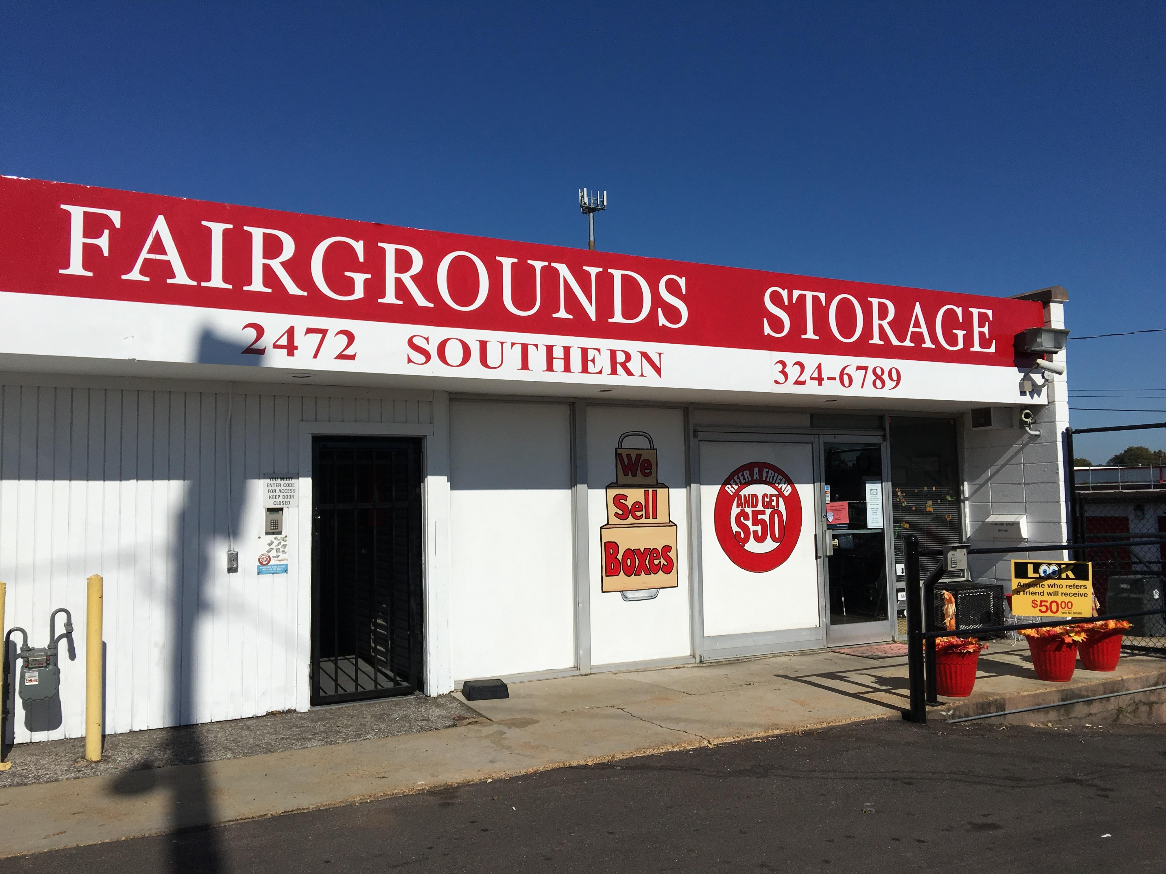 Fairgrounds Self Storage image 4