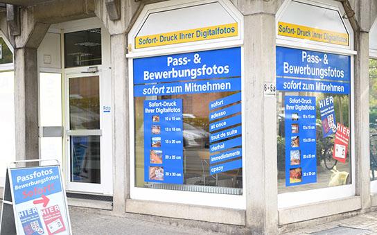 Foto Bornemann, Basler Straße 4 in Freiburg im Breisgau