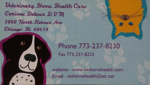 Veterinary Home Health Care