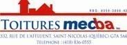 Toitures Mecba Inc à L'Ancienne-Lorette