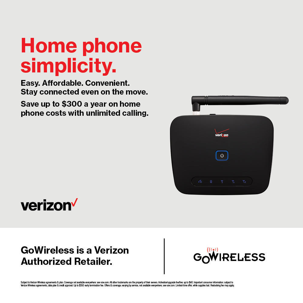 Verizon Authorized Retailer – GoWireless - CLOSED image 2
