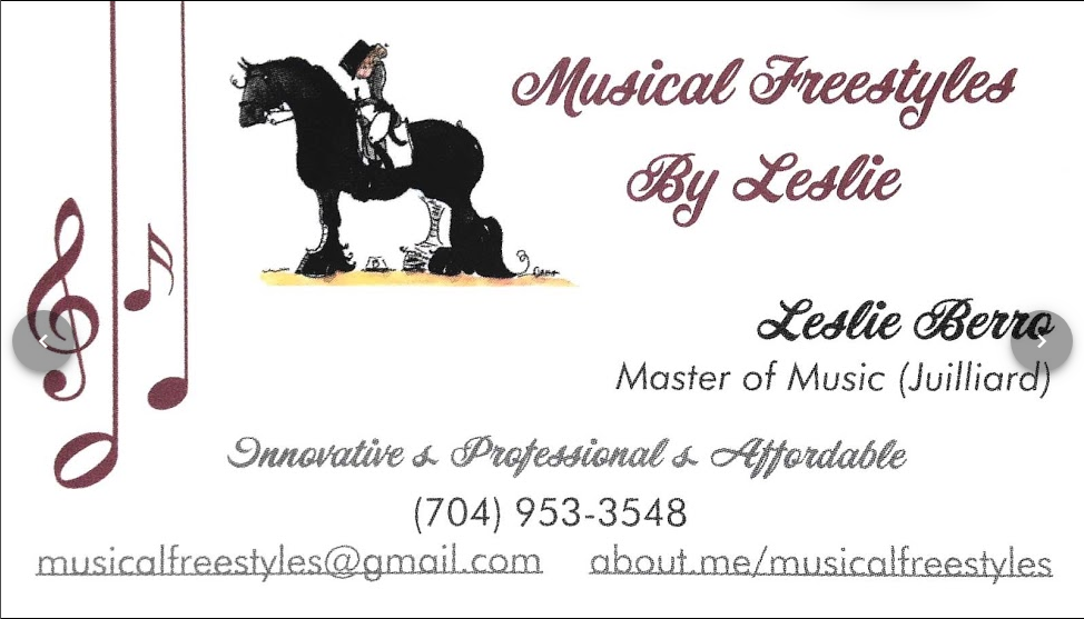 Musical Freestyles By Leslie image 5