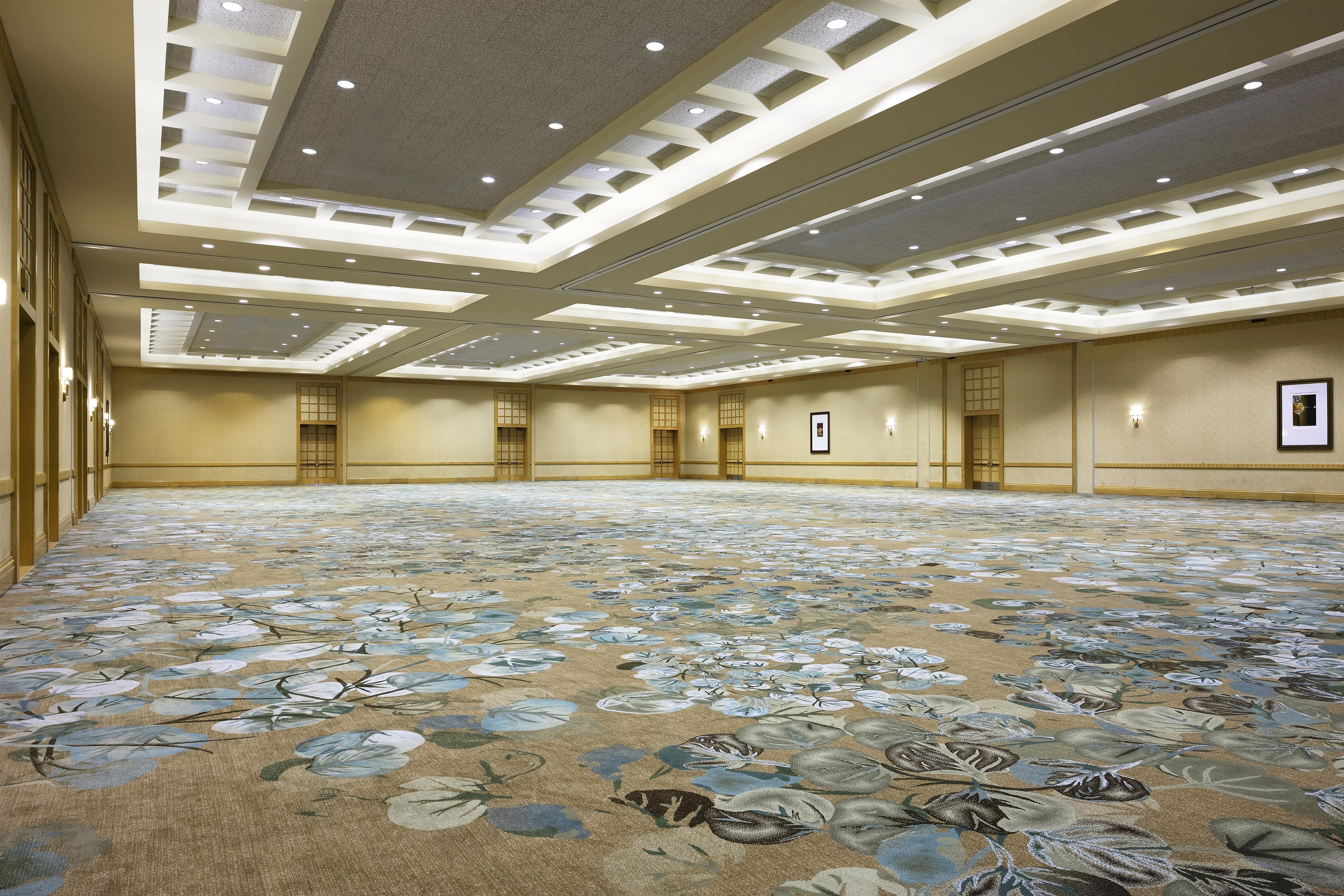 The Westin Bayshore, Vancouver in Vancouver: Bayshore Grand Ballroom Empty