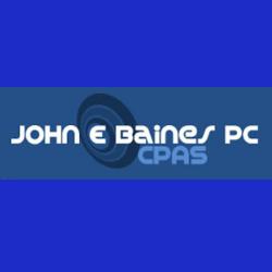 John E Baines, PC