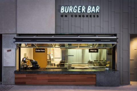 Burger Bar (Austin)