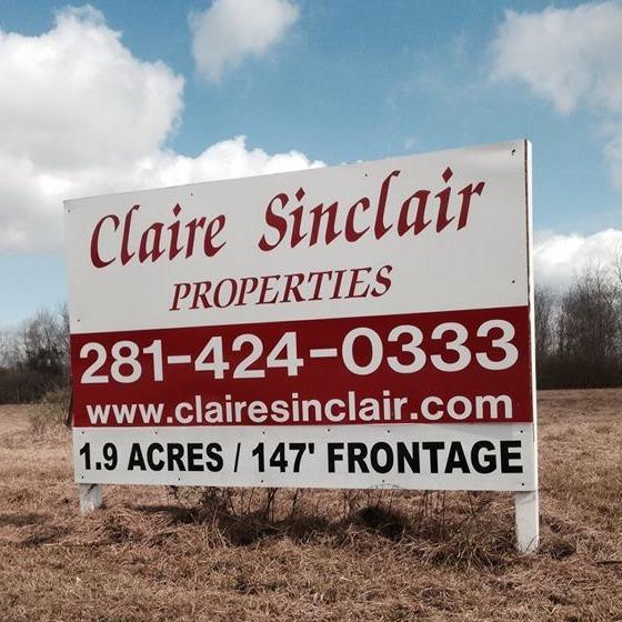 Claire Sinclair Properties Llc Baytown Tx