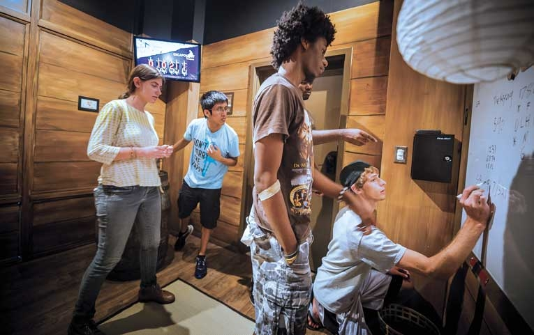 the escape game orlando groupon