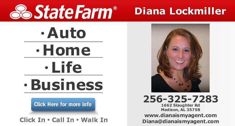State Farm: Diana Lockmiller image 0