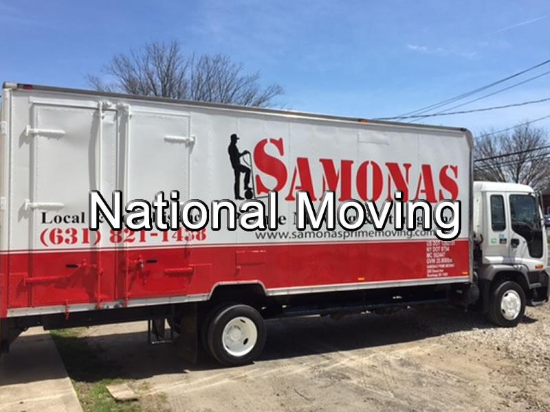 Samonas Prime Moving & Storage Inc. image 1