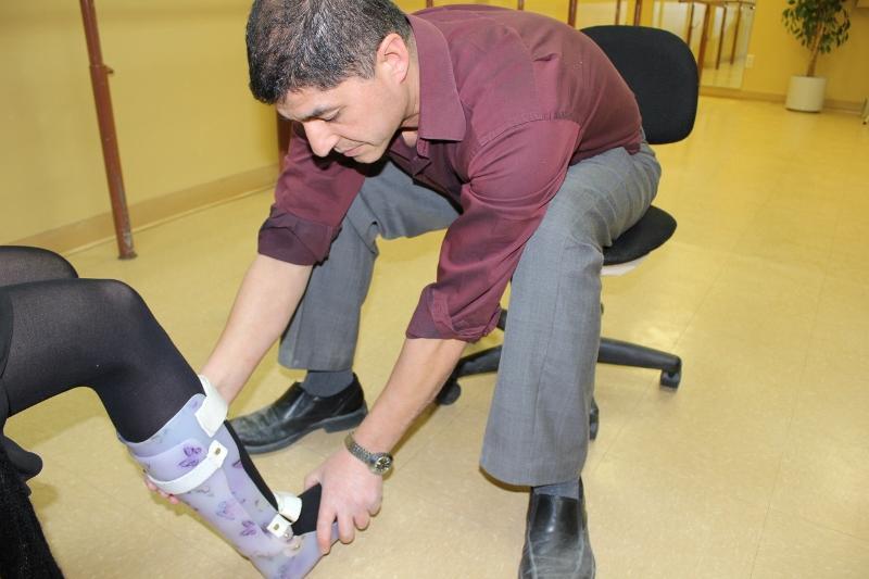 Rowmac Orthopedic Services Ltd in Kamloops