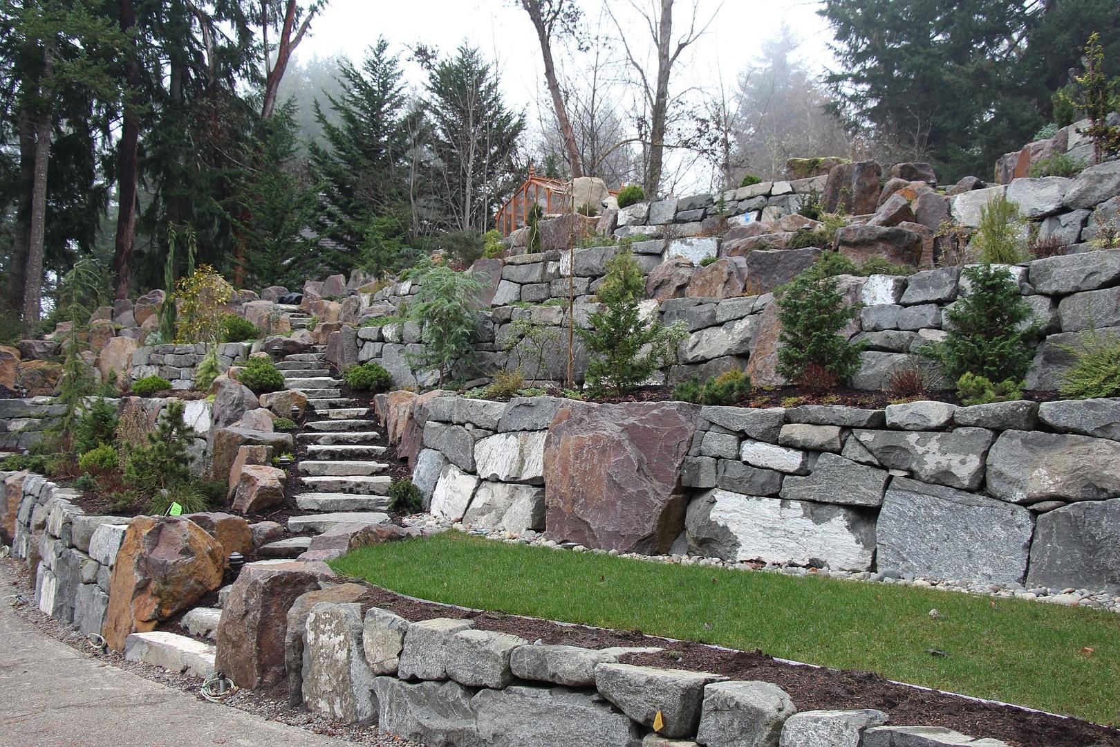 Capital Rock Walls & Excavation image 0