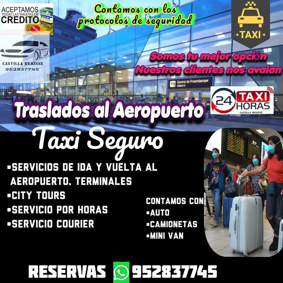 Castilla Taxi Remisse