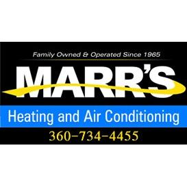 Marr's Heating & Air Conditioning