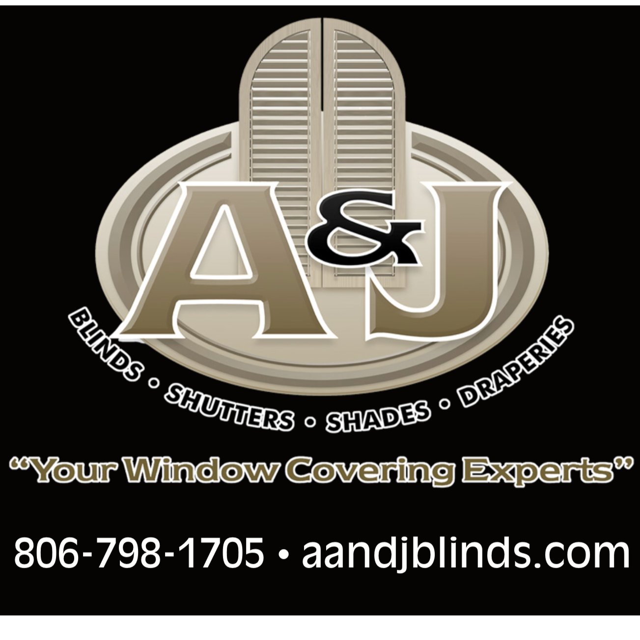 A&J Blinds, Shutters, Shades, And Draperies