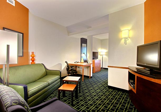 Fairfield Inn & Suites by Marriott Augusta Fort Gordon Area image 2