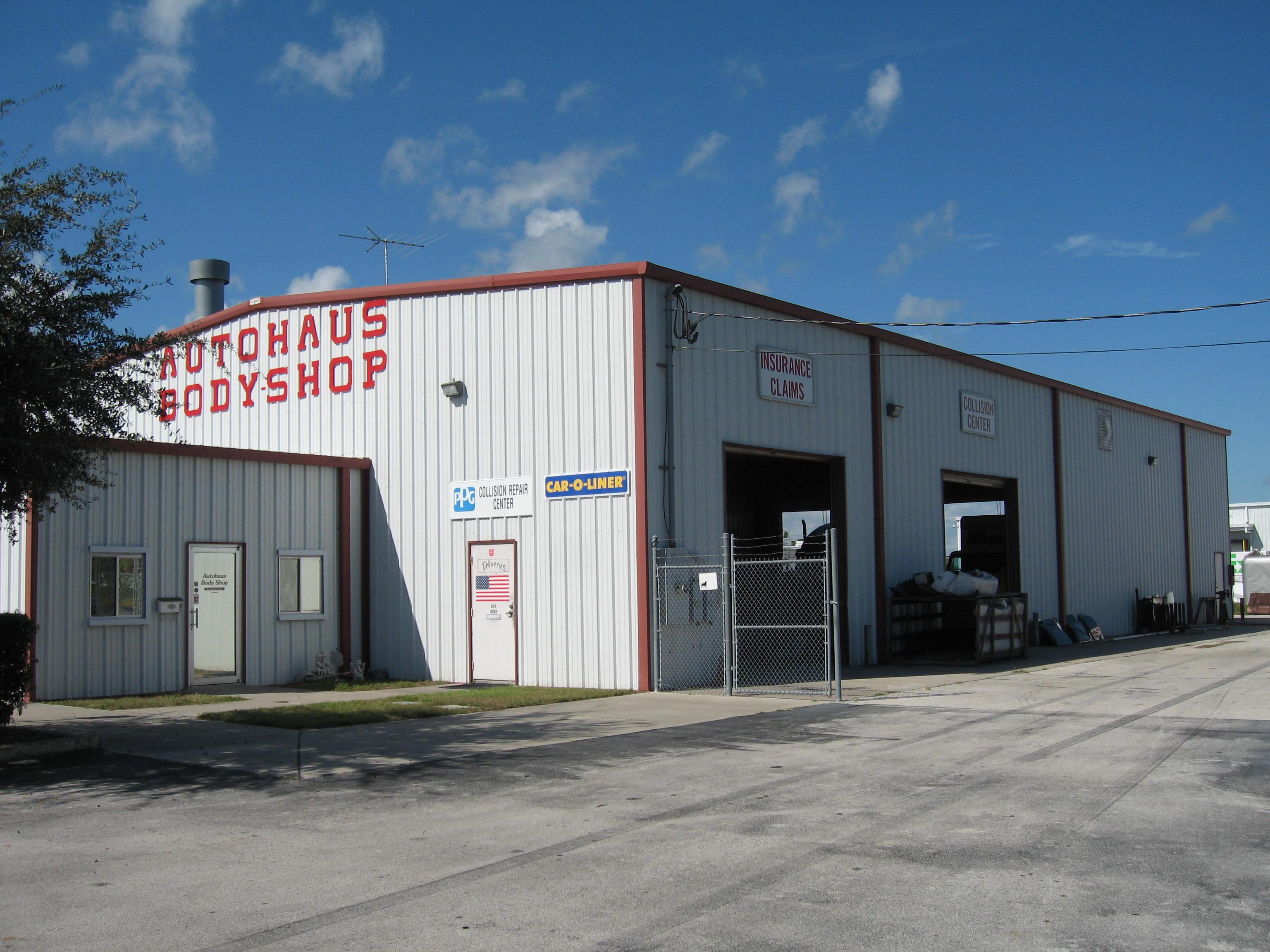 Autohaus Body Shop image 1