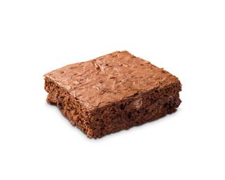 Single Brownie made by P.ZA Kitchen.