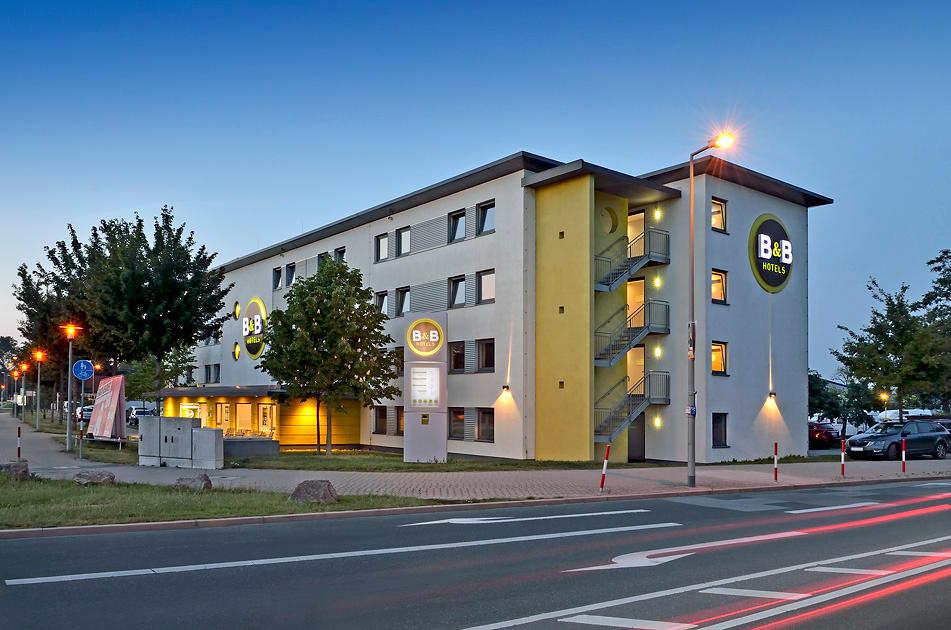 B&B Hotel Mannheim, Will-Sohl-Straße 7 in Mannheim